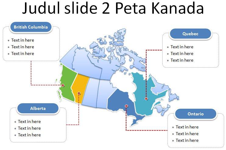 image: Slide 2 Peta Kanada