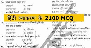 Hindi Practice Set PDF