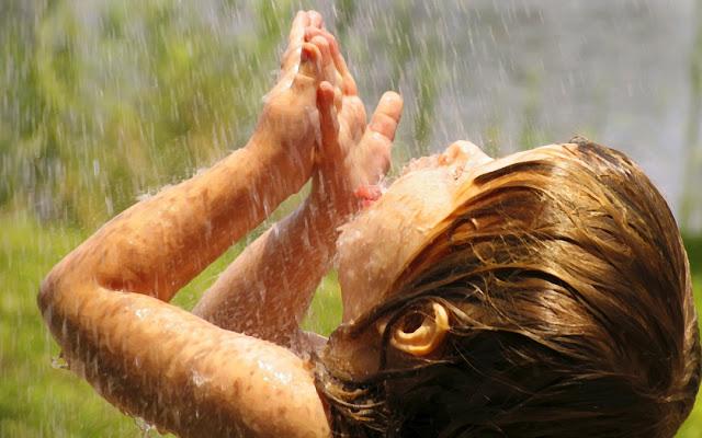 Posso beber água de chuva