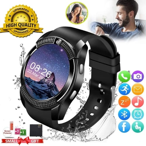 Review iFuntecky Touchscreen Smart Watches with Camera