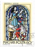Selo vitral Íródeák
