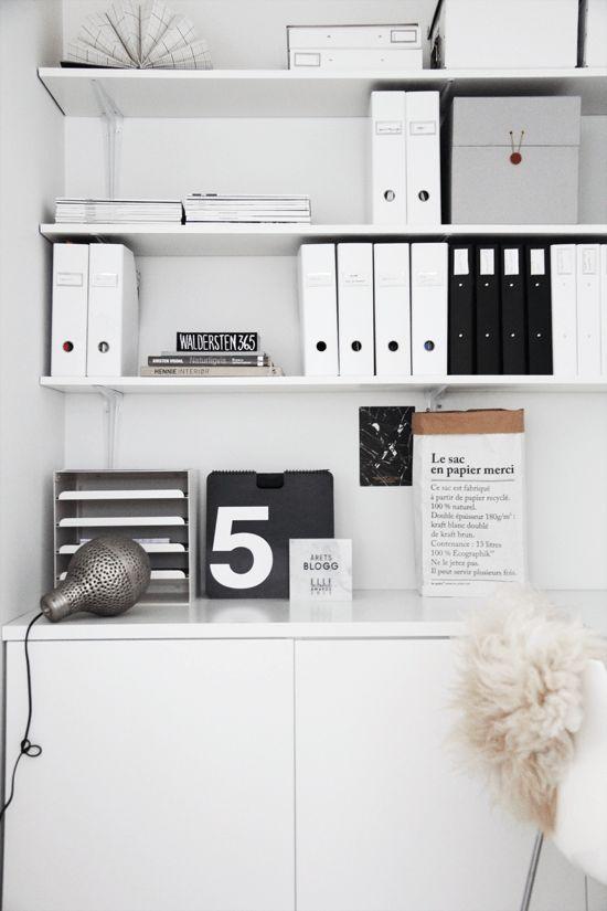 Claves para tener una oficina nórdica en tu hogar