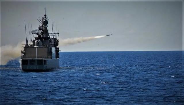 Το Ελληνικό Πολεμικό Ναυτικό παραδίδει μαθήματα...