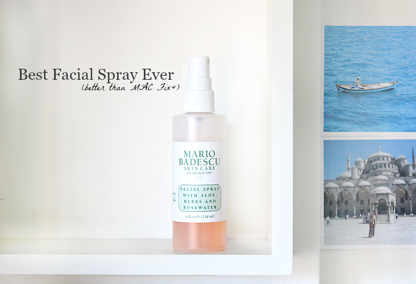 Review Dupe Mario Badescu Facial Spray It S Better