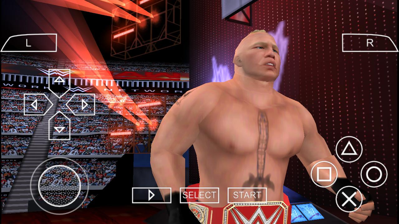 WWE Champions 2019 0.381 High Damage Mod Apk Download