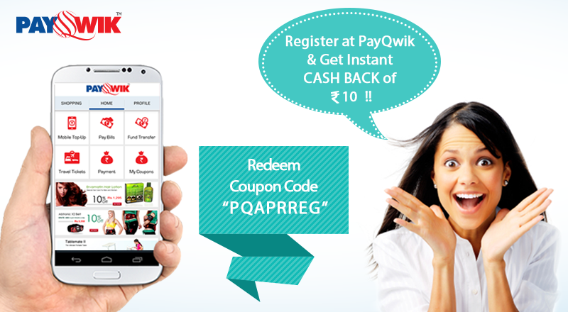 Install & Register Get Free 10 CashBack For Free Recharge - Freebie