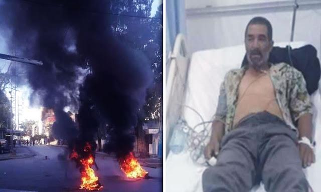 تونس - فاجعة حادثة كشك سبيطلة : الضحية عون بلدي خمسيني و أب لأربعة أبناء