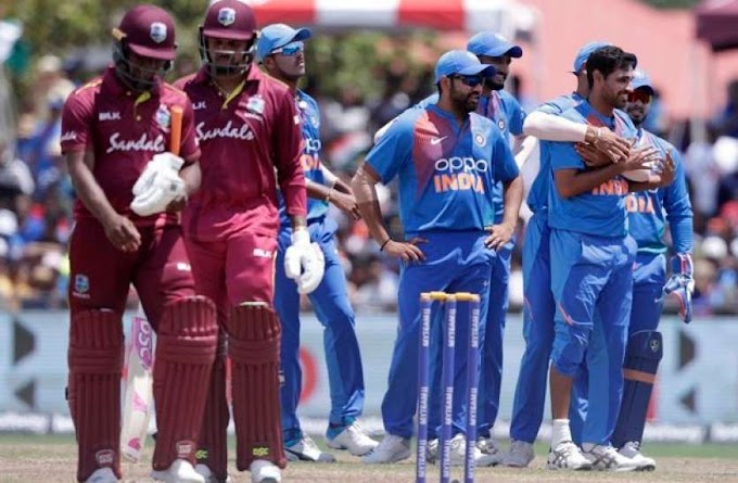 Team news and Probable XI - India vs West Indies First ODI