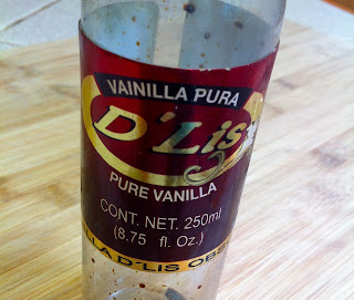 D'Lis Mexican vanilla extract