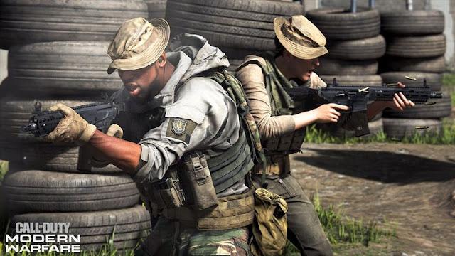 Κατεβάστε εντελώς δωρεάν την alpha έκδοση του Call of Duty: Modern Warfare