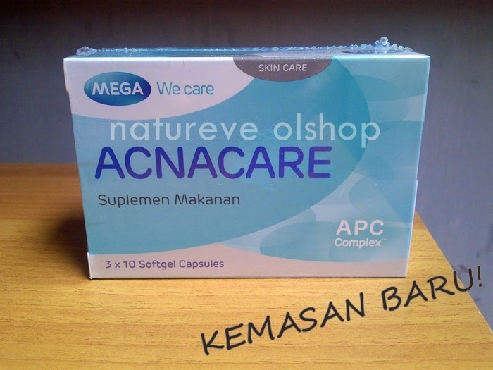 acnacare natureve shop (blog mas hendra)