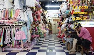 Penyebab toko pakaian sepi