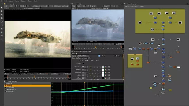 Natron - Compositing Software For VFX and Motion Graphics