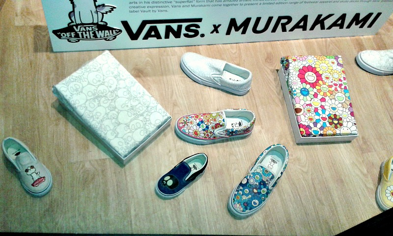fcea5c4caf Fashion Consumer  Vault by Vans X Takashi Murakami at Sole What