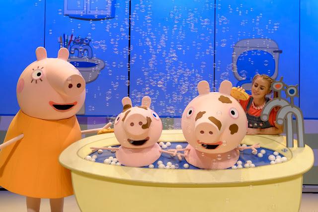 Peppa Pig, Peppa Pig's Surprise!