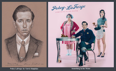Pokey LaFarge. Musician, Singer and Writer. Something in the Water. by Travis Simpkins