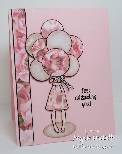 Stampin Up Hand Delivered, Card Designer Angie Crockett