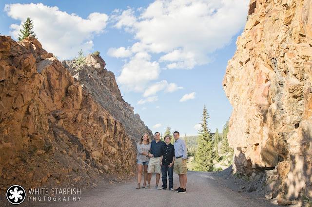 Boreas Pass, Breckenridge Family Photos