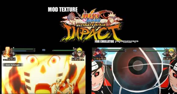 Download Emulator PPSSPP Build Mod Texture