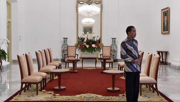 Covid Mengganas, Jokowi Perintahkan Kepala Daerah Terjun Langsung ke Lapangan
