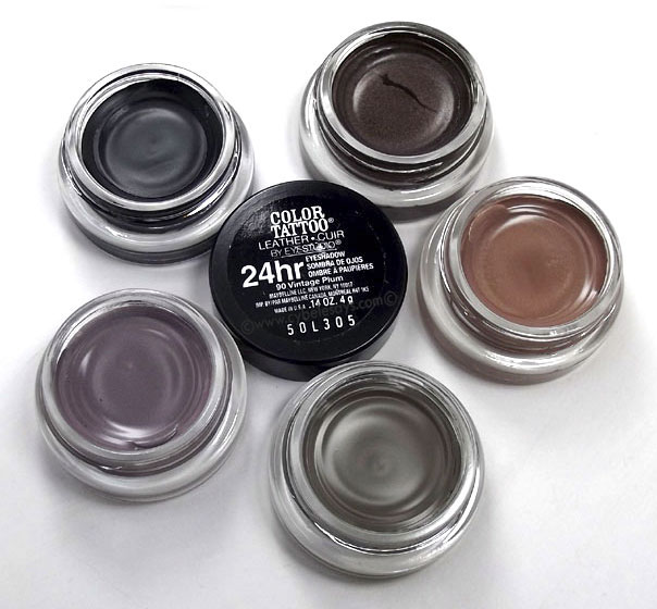 10 Best Affordable/Cheap/Budget Friendly Makeup Products Maybelline Eyestudio Color Tattoo Metal 24Hr Cream Gel