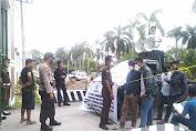 Alemako Sultra Gelar Aksi Dugaan Pelanggaran Etik dan Desak Kejati Tuntaskan Dugaan Korupsi ADD dan DD di Konkep