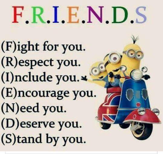 F.R.I.E.N.D.S quote