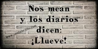 """""""Nos mean y los diarios dicen llueve."""" Frases de Eduardo Galeano"""