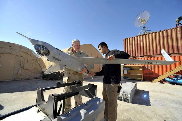 Insitu Nhận Đơn Hàng $47.9 Triệu từ Hải Quân Hoa Kỳ Để Sản Xuất Máy Bay Không Người Lái ScanEagle