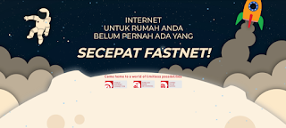 PAKET PROMO INTERNET FIRST MEDIA FASTNET