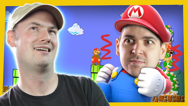 Super Mario Maker - Dad Route
