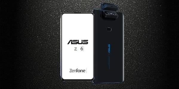 Asus تطرح هاتف Z6 بكاميرا قابلة للدوران