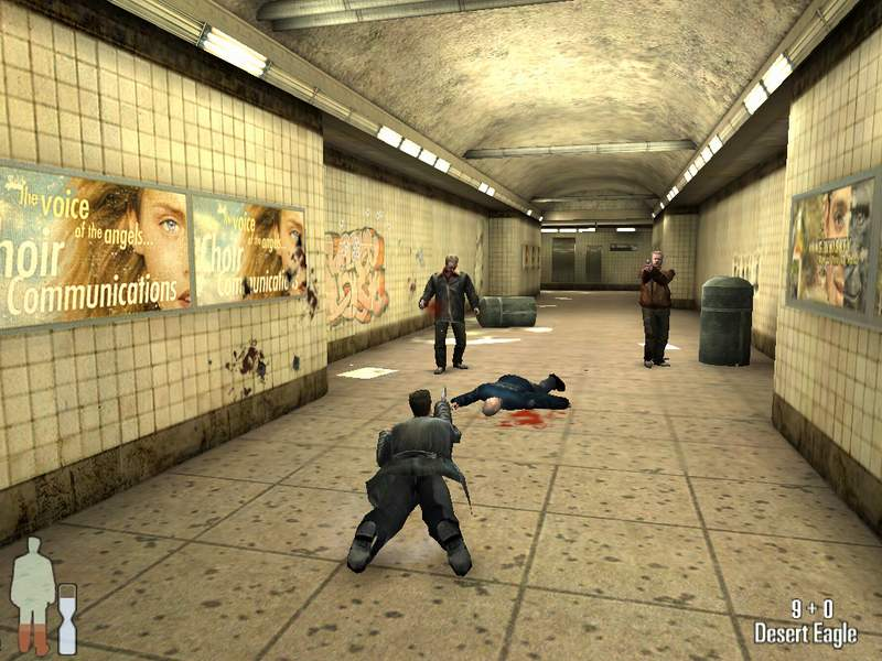 Max Payne 1 Gameplay Minimum System Requirements And Screenshots