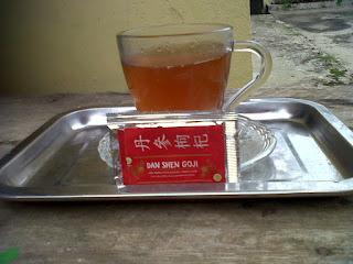 Teh Dan Shen Goji Ajaib
