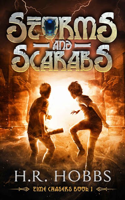 Storms and Scarabs by H. R. Hobbs