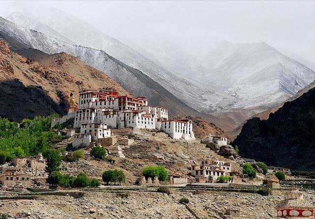 Likir Gonpa, Ladakh