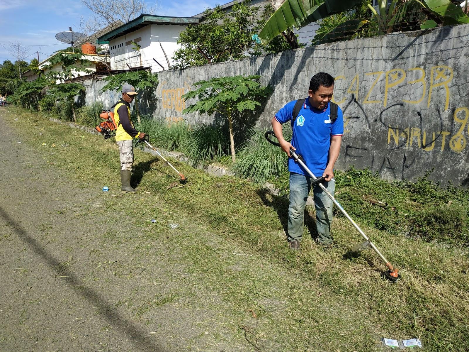 Kepala Lingkungan Menjadi Motorik Gerakan Kebersihan di Tanete Riattang