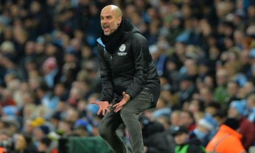 EPL: We must 'work harder, play better and pray' to close gap on Liverpool - Pep Guardiola