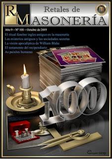 Retales Masonería 100 – Octubre 2019