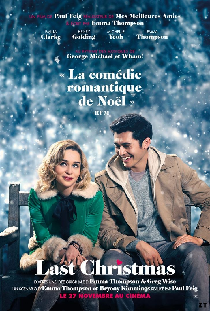 Last Christmas [HDRip] [Streaming] [Telecharger]