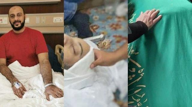 Masya Allah, Begini Penampakan Wajah Syekh Ali Jaber Saat Dikafankan, Bak Tidur Tenang Mukanya Putih Berseri