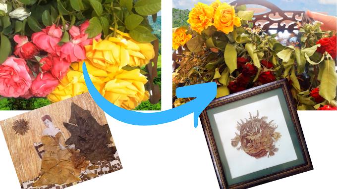 Çiçek kurutma nedir ne işe yarar?