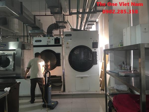 sử dụng máy giặt cho khách sạn đúng cách
