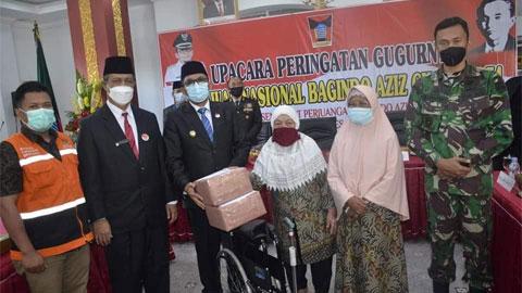 Pemko Padang Peringati Hari Gugurnya Bagindo Aziz Chan ke-74