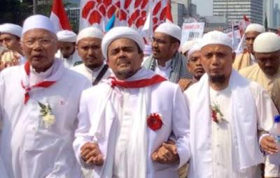 Sangat Dibenci Musuh Islam, KH M Arifin Ilham Ungkap Kepribadian Asli Habib Rizieq Syihab