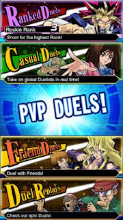 YuGiOh Duel Links Mod Apk Attack speed 10x