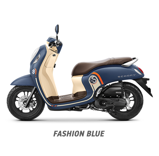 Pilihan Warna Honda Scoopy MY2020 - Makin Ciamik Bro Sist
