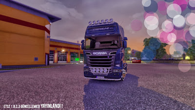 Euro Truck Simulator 2 1.8.2.3 Patch
