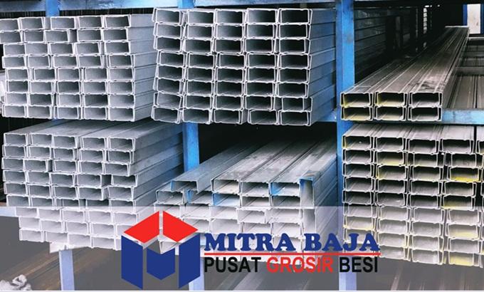 harga baja ringan per meter terbaru batang se indonesia 2019 mitra