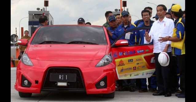 Bakal Jadi Masa Depan RI, Jokowi Percepat Pengembangan Mobil Listrik